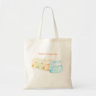 Baby Diaper Tote Bag