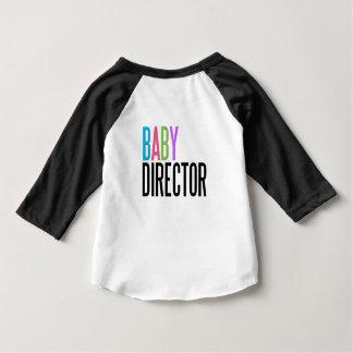 Baby director AmericanA. 3/4 sleeve reglan T.Shirt Baby T-Shirt