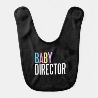 Baby director bib