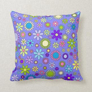 Baby Doll Floral Cushion