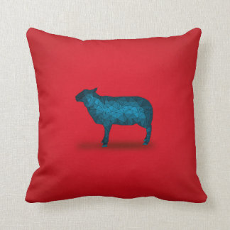 Baby don't HERD me! Cushion