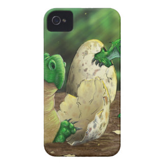Baby Dragon iPhone 4 Case-Mate Cases