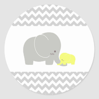 Baby Elephant Sticker