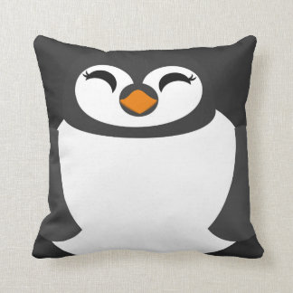 Baby Emperor Penguin Cushion