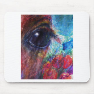 Baby Eye Foal of Life Mouse Pad