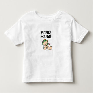 Baby Future Soldier T Shirts