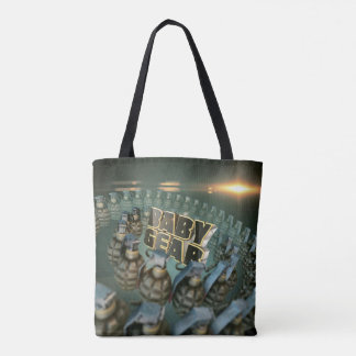 Baby Gear Arsenal Tote Bag