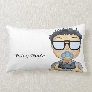 Baby Geek (Boy) Lumbar Cushion