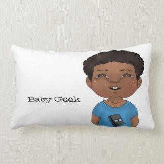Baby Geek (Boy) Lumbar Pillow