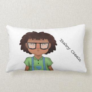 Baby Geek (Girl) Lumbar Cushion