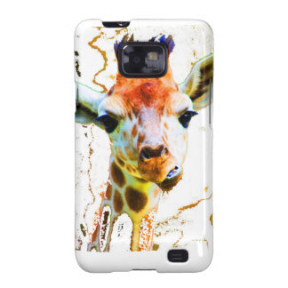 Baby Giraffe Samsung Galaxy SII Case