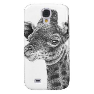 Baby Giraffe HTC Vivid Phone Case Samsung Galaxy S4 Cases