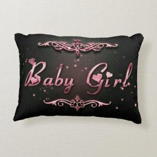 Baby Girl Decorative Cushion