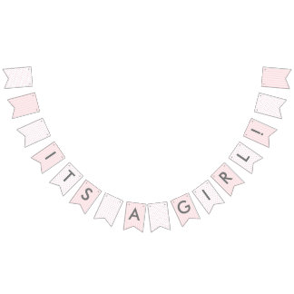 Baby Girl Shower Beautiful Country Party Bunting