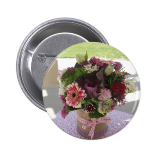 Baby Girl Shower flowers Pin