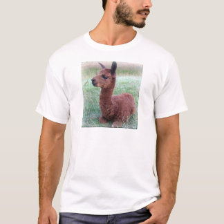 Baby Hannah Alpaca T-Shirt