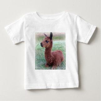 Baby Hannah Alpaca T Shirts