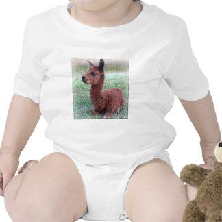 Baby Hannah Alpaca Rompers