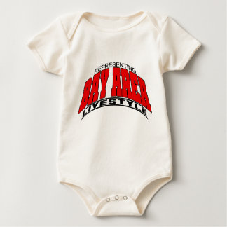 Baby/ Infant Apparel - Bay Area Lifestyle Baby Bodysuit