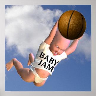 Baby Jam Poster
