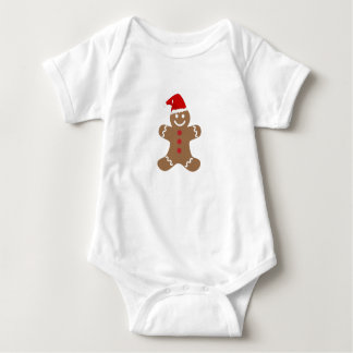 Baby Jersey body suit Ginger bread Baby Bodysuit