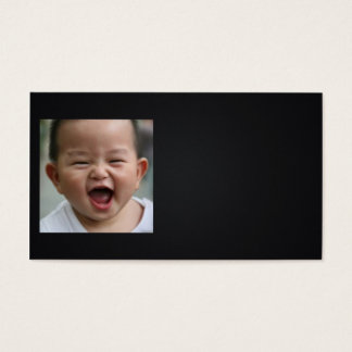 Baby Laugh Business Card