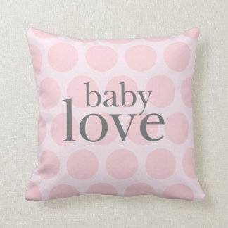 baby love pillow