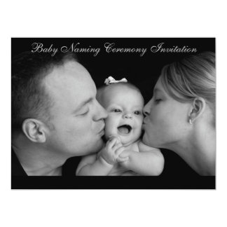 "Baby Naming Ceremony 6.5"" x 8.75"",envelopes 17 Cm X 22 Cm Invitation Card"
