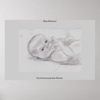 Baby Nathanael Poster