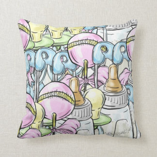 Baby Nursery Pillow