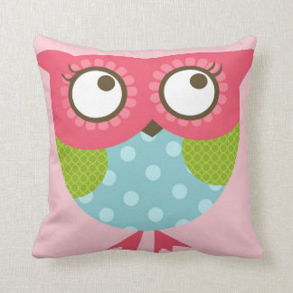 Baby Owl Pillow