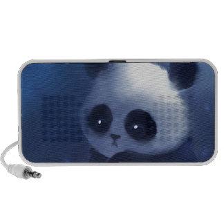 Baby Panda Bear Laptop Speakers