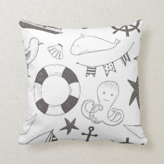 Baby pillow (White)