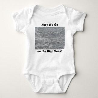 Baby Pirates Tee Shirt