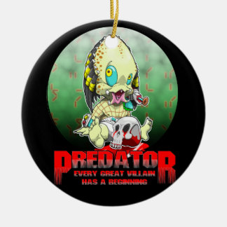 BABY PRED CHRISTMAS ORNAMENT