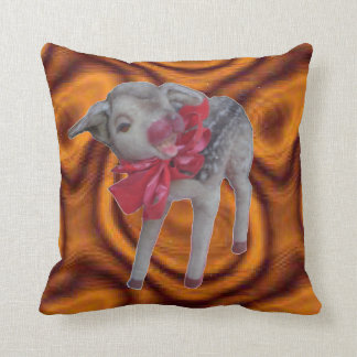 Baby ReindeerThrow Pillowe Cushion