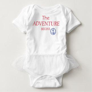 Baby Sailor Bodysuit