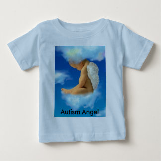 baby shirt Autism Angel