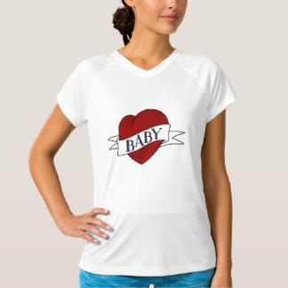 Baby Shirt - Little Shirt - Heart Tattoo