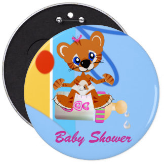 Baby Shower 4 Button