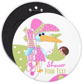 Baby Shower + Button
