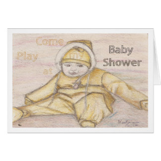 baby shower greeting cards