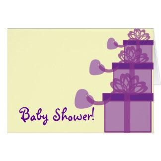 Baby Shower!-Customize Card