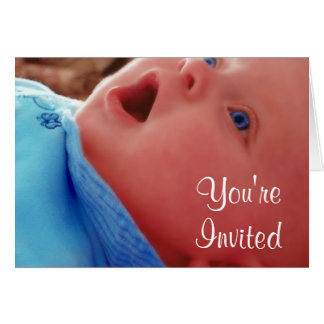 Baby Shower Invites Card