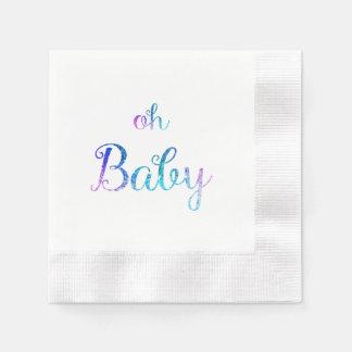 Baby Shower Napkins Paper Napkins