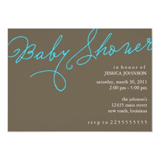 Baby Shower (Today's Best Award) 13 Cm X 18 Cm Invitation Card