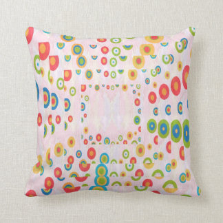 BABY Smile Graphics Throw Pillow