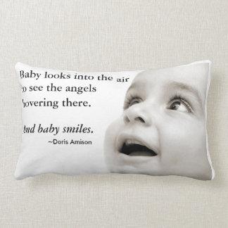 Baby Smiles pillow