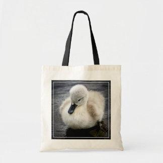 Baby Swan (Cygnet ) Tote Bag