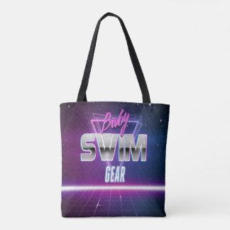 Baby Swim Gear Tote Bag